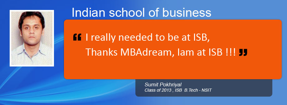 Best MBA Admission Consultant