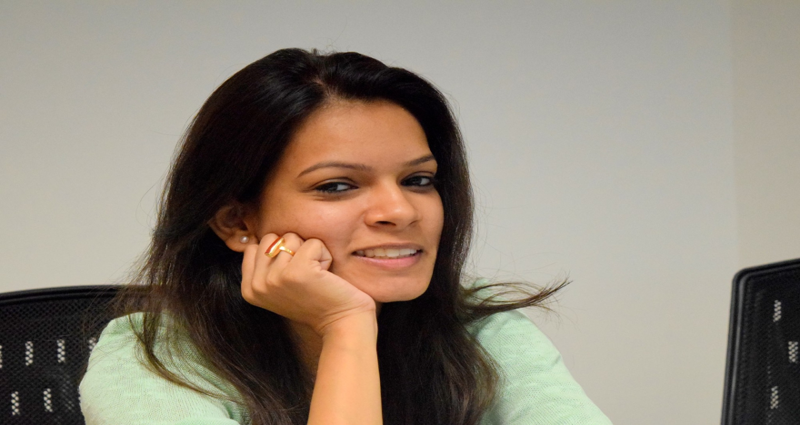 Samiksha Srivastava Admitted to Darden MBA and ISB