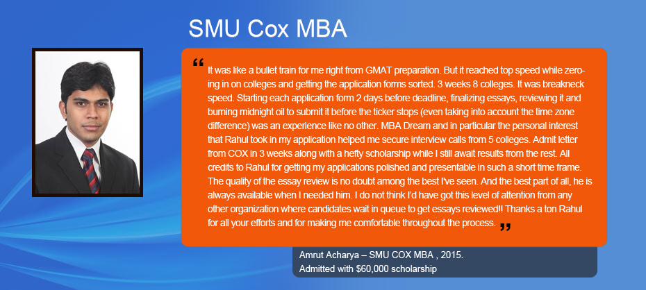 mba admissions essay consulting Are you wondering what kind of mba admissions consulting services we are offering click here to know more about our mba professional consulting services.