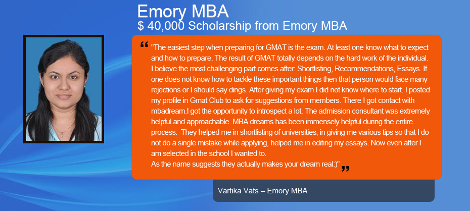 mba essays consultants Mba admissions consulting tailored to fit your needs don't work with just one consultant when you can have a whole team improving your applications.