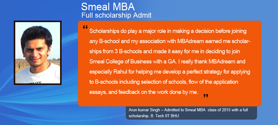 Business School Application Consultant .