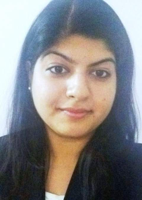 Antra Chowdhury -
