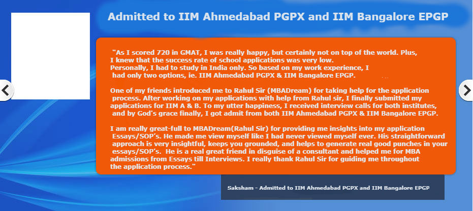 iima pgpx interview questions
