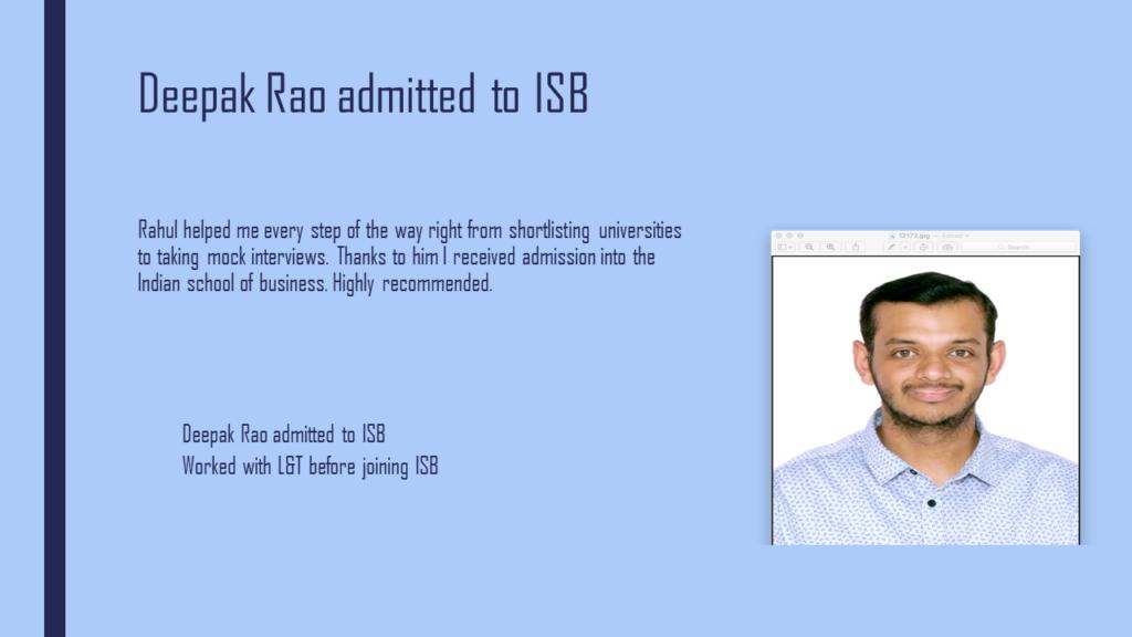 Best MBA Admissions Consultants in Mumbai