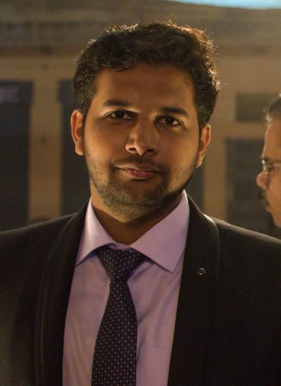 Abhinav Palash admitted to NYU Stern MBA